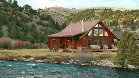 Love This House And Being Close To Water Fishing Cabin Cabin Design Cabin Vacation