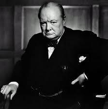 """""""Quien habla mal de mí a mis espaldas mi culo contempla"""": Winston Churchill"""