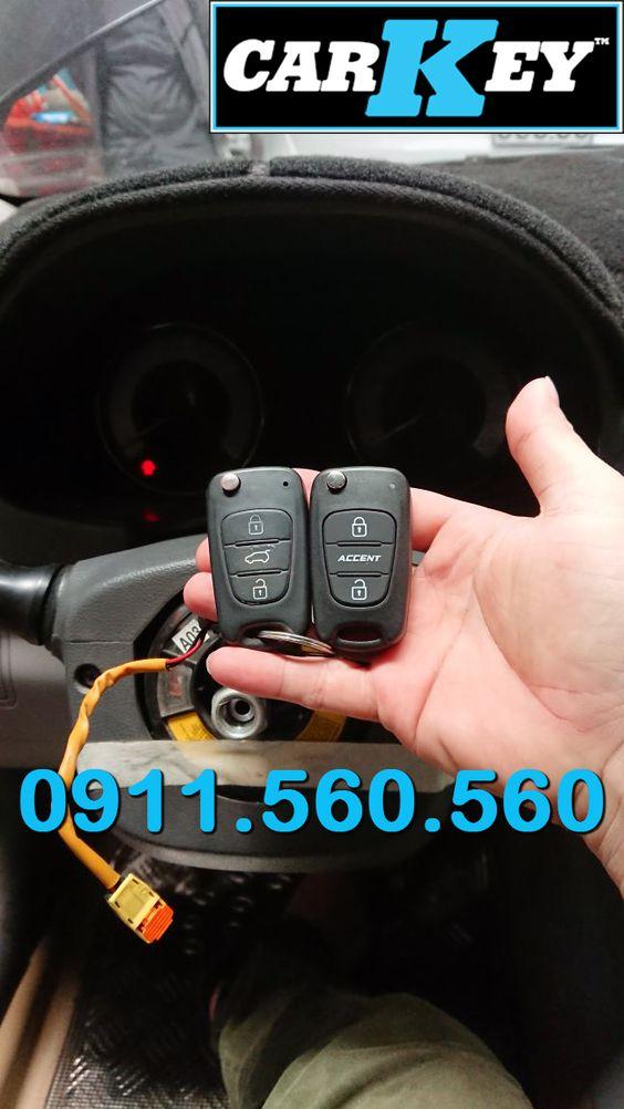 làm chìa khóa Hyundai