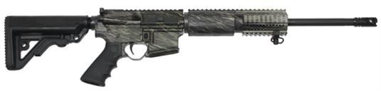 Rock River LAR-15 Hunter with PRK-Ehide Anodized Camo Finish, 5.56/223, 16""