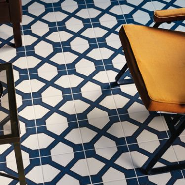 Lattice - Trellis Floor - Wall & Floor Tiles | Fired Earth
