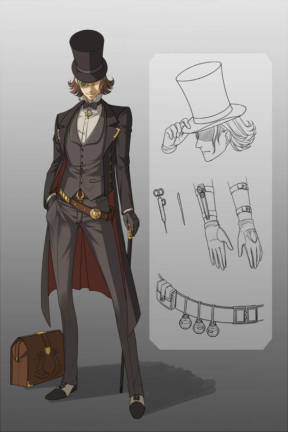 Victorian Assassin