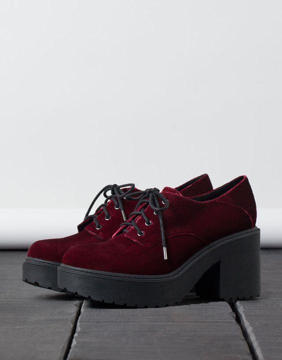 Zapatos - BSK - Chica - Bershka España:
