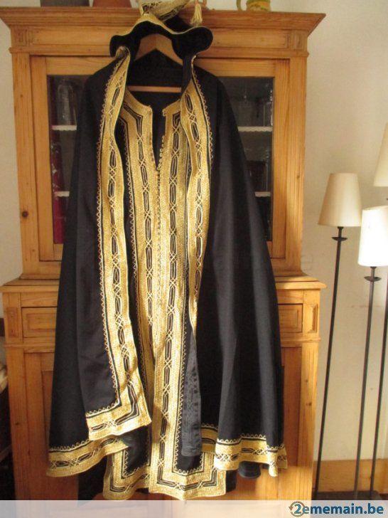 jabador selham burnous caftan marocain tenue homme mariage a vendre caftan pinterest. Black Bedroom Furniture Sets. Home Design Ideas