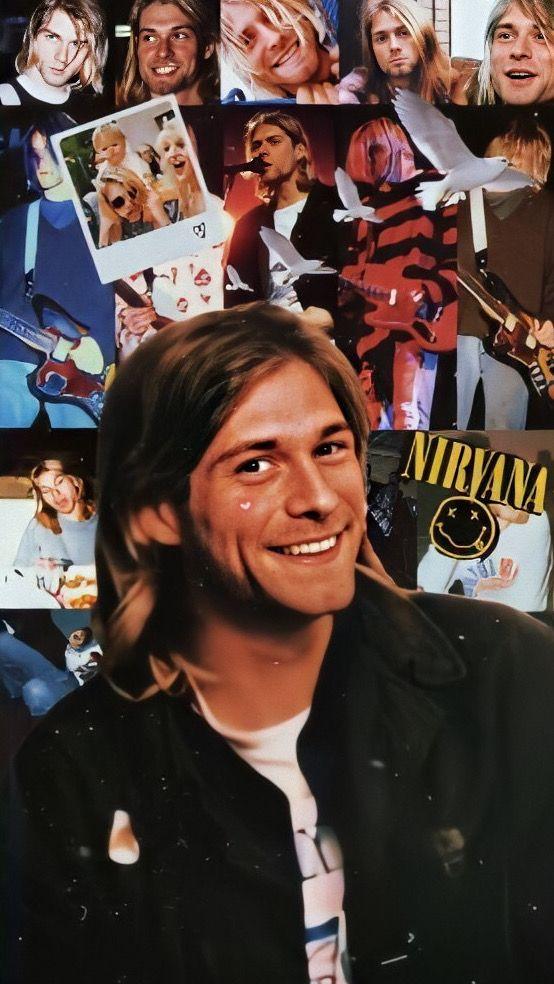 Kurt Cobain Wallpaper Nirvana Wallpaper Kurt Cobain Kurt Cobain Photos