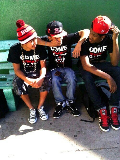 hip hop swag