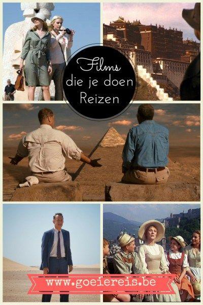 Wanneer het té warm is in landen zoals Amerika... Is het een beetje zoals het Belgisch regenweer: filmtijd! Tien films die je reislust aanwakkeren!