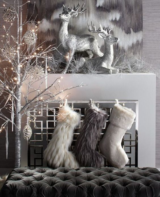 We're showcasing our 4 Merry Mantels now on zgallerie.com! Get inspiration and holiday decorating tips for a festive and bright season.: