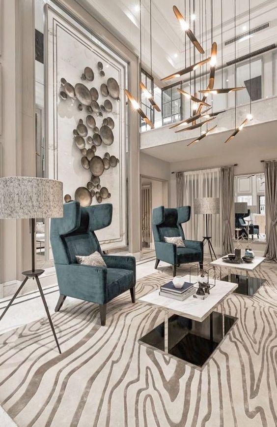 Inside Madonna S Stunning Luxury Penthouse In Tel Aviv Luxury Living Room Living Room Designs Room Design