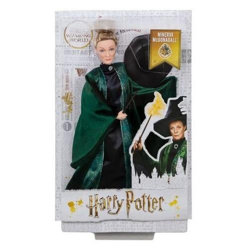 Harry Potter Wizarding World Minerva Mcgonagall 10 Inch Doll Harry Potter Dolls Harry Potter Professors Harry Potter Hermione