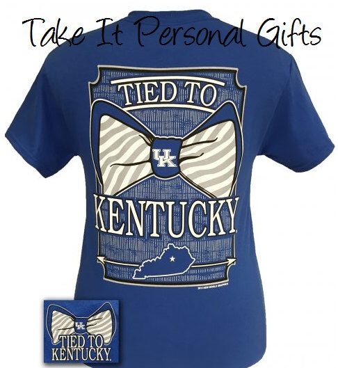 nike free run huarache pas cher - Tied to Kentucky Bowtie Royal T-shirt! Go Cats! Go Big Blue ...