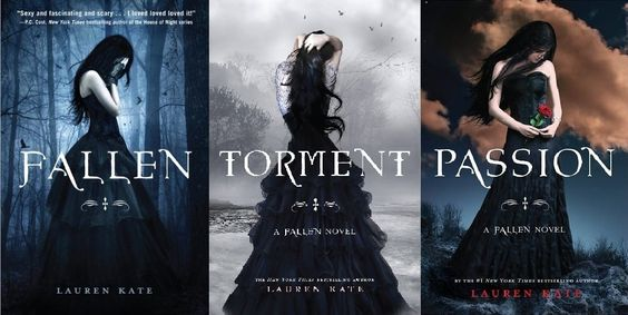 Fallen Trilogy by Lauren Kate