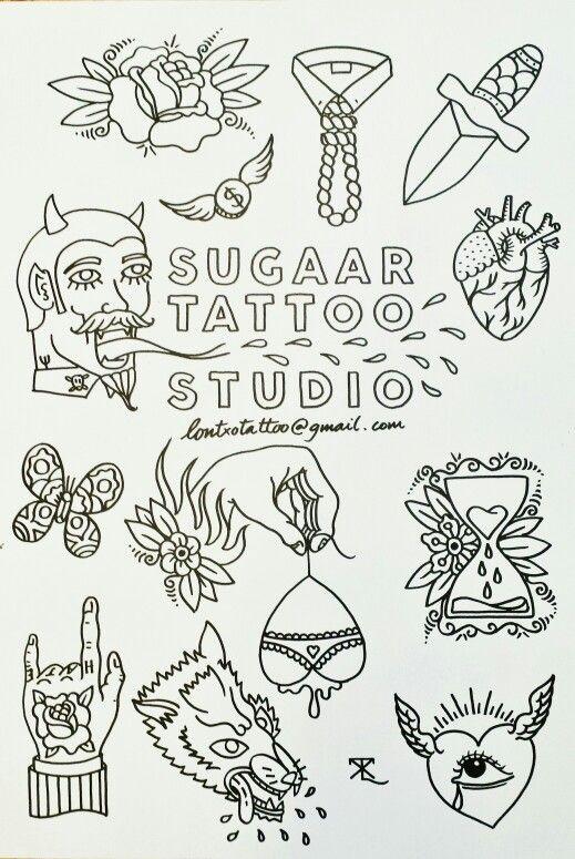 New tattoo flash!!