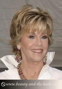 "Spunky Hair For Women Over 60. I like that -- ""spunky""!"