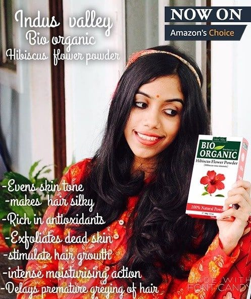 Thankyou Anahat Unstrucksound For This Lovely Post About Amazon And Our Favourite Powder Hibiscus Flower Powder How To Make Hair Hair Care Routine Silky Hair