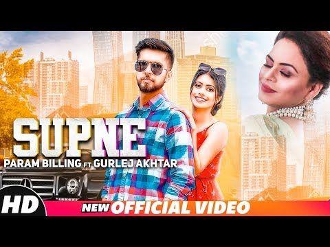 Supne Param Billing Ft Gurlez Akhtar Mp3 Song Download Param Billing Ft Gurlez Akhtar New Song Ringtone Download Best Ringtones Mp3 Song