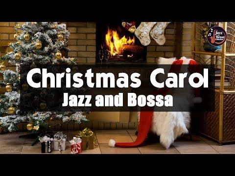 2020 New Christmas Music Jazz Christmas Songs 2020   Background Christmas Snow   Relax Music for