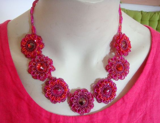 "Pinky - ""Herbstblüten"" nach Simone Helmig"