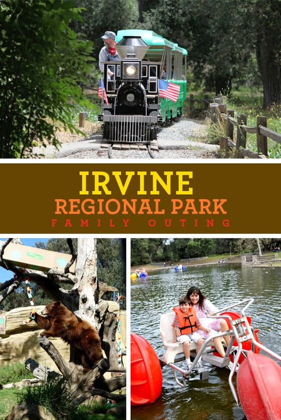 Family Outing to Irvine Regional Park in Orange County for only $30  @IrvineParkRR
