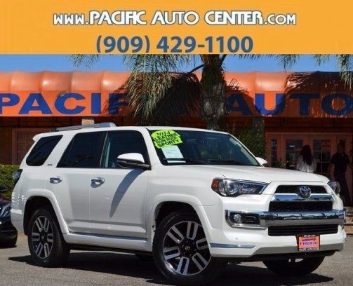 Sport Utility 2014 Toyota 4runner Limited With 4 Door In Fontana Ca 92335 Toyota 4runner 4runner Toyota