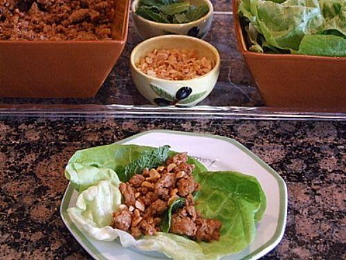 ... Lettuce Wraps | Recipe | Asian Lettuce Wraps, Lettuce Wraps and Wraps