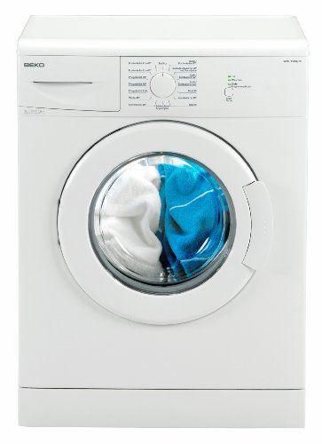Beko WML 15106 NE Waschmaschine Frontlader / A+ / 168 kWh/Jahr / 1000 UpM / 5 kg / weiß / Programmablaufanzeige / Mini 30-Programm Beko http://www.amazon.de/dp/B006MHD5QG/ref=cm_sw_r_pi_dp_brhvwb0CZAAQS