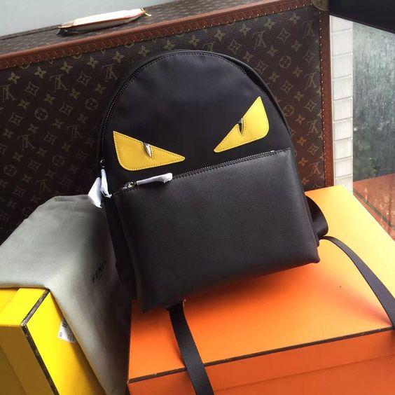 Fendi Bag Bugs Backpack for sale at www.ccbellavita.eu