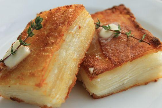 » Potato Pave Shredded Sprout