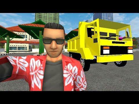 Ashok Leyland Truck Mod For Bus Simulator Indonesia Truck Game Truck Ashok Leyland Truck Games Truck Mods