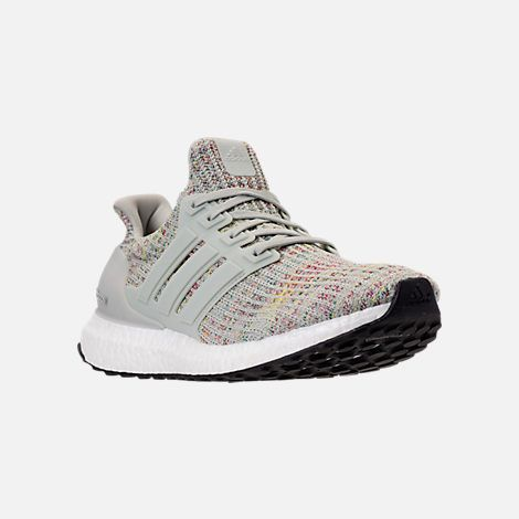 Adidas UltraBoost Running Shoes Ash SilverCarbonCore