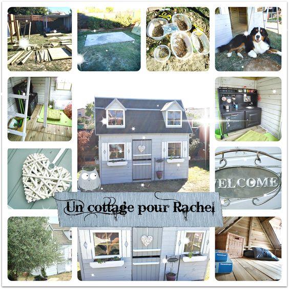 Un cottage pour Rachel
