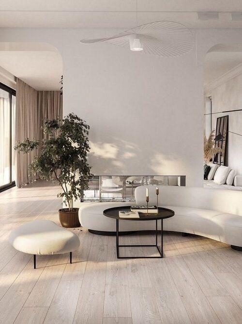 White And Black Modern Living Room Furniture Ideas Antique Glassware White Ceiling Fan Design Indi Modern Living Room Black Modern Room Living Room Ceiling Fan