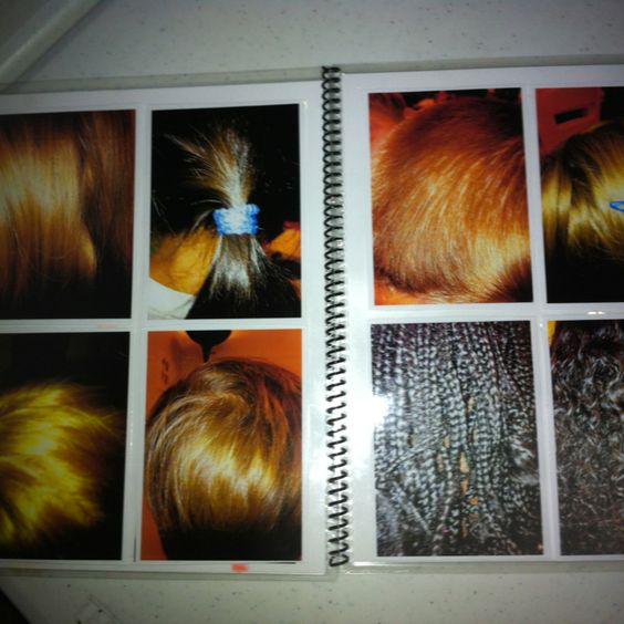 Science Projects on Hair Dye
