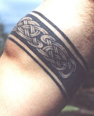Tattoo art pictures awesome celtic knots and freaking for Celtic armband tattoos and meanings