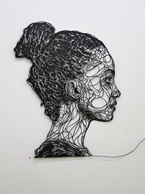 Papercut by Kris Trappeniers.