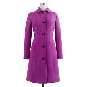 J. Crew 'Lady' Double-cloth Day Coat Profile Photo: