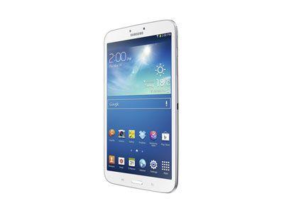Tablette 8 pouces SAMSUNG GALAXY TAB3 prix promo Conforama 449.00 € TTC