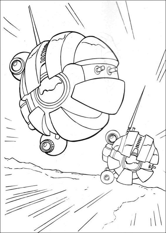 coloriage dessins dessins imprimer et la couleur en ligne star wars 52
