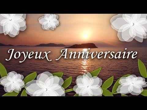 Joyeux Anniversaire Jolie Carte Virtuelle Anniversaire