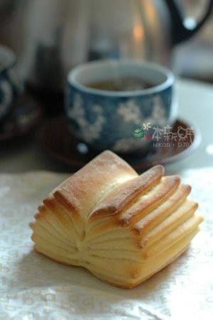 """libritos"" (booklets) Argentine pastry this is perfect!!!!!:"