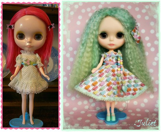 Juliet Before and After!