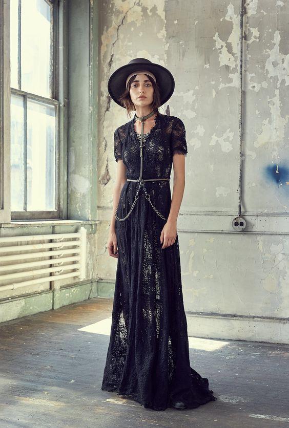 Gary Graham Spring 2017 Ready-to-Wear Fashion Show