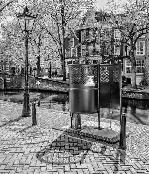 Amsterdamse Krul Op De Reguliersgracht In Amsterdam Van Don