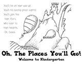 Welcome to School Postcards K-6th Grade -FREEBIE!