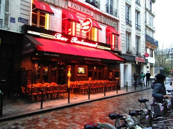 le traditionnel de Paris