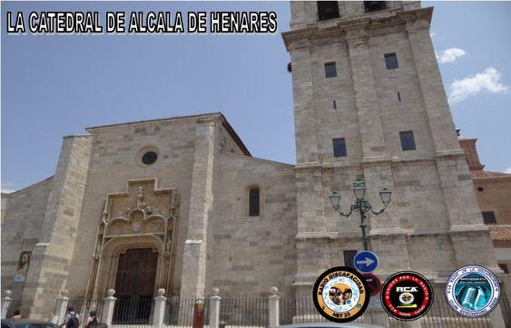 Catedral de Alcalá de Henares - Madrid