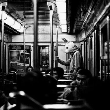 Catch Me If You Dare (by:Benjamin Godard)