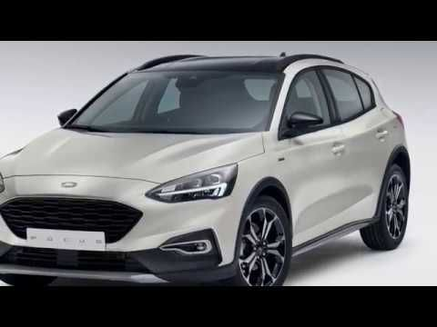 2019 Ford Focus Active Interior All New 2019 Ford Focus Active