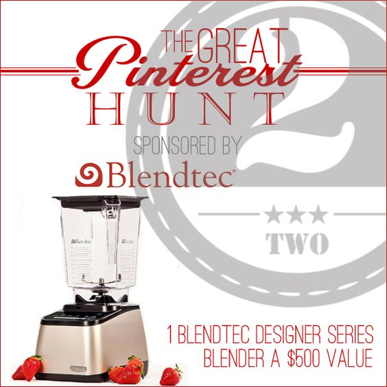 Have you entered the Great Pinterest Hunt? It's FUN and there are some AMAZING prizes!! #thegreatpinteresthunt