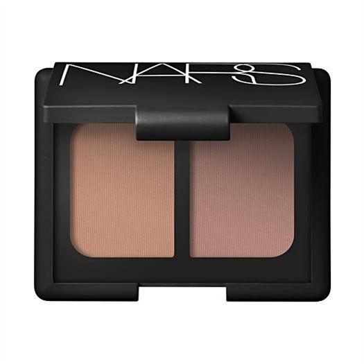 NARS Duo Eyeshadow Portobello Portobello matte ecru / Soft matte mushroom